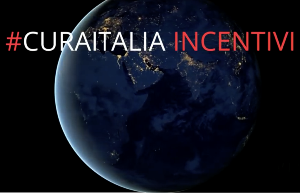 Incentivi #curaitalia