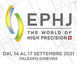 EPHJ – a Ginevra dal 14 al 17 settembre 2021