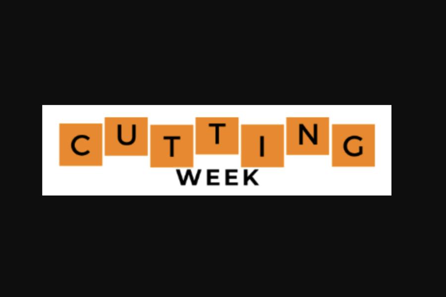 CUTTING WEEK – dall'8 al 12 febbraio 2021
