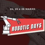 I ROBOTIC DAYS – Disponibili i podcast