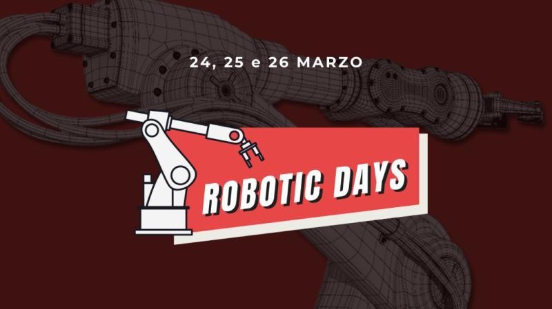 I ROBOTIC DAYS – Disponibili i podcast