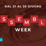 Assembly Week: rivedi gli interventi