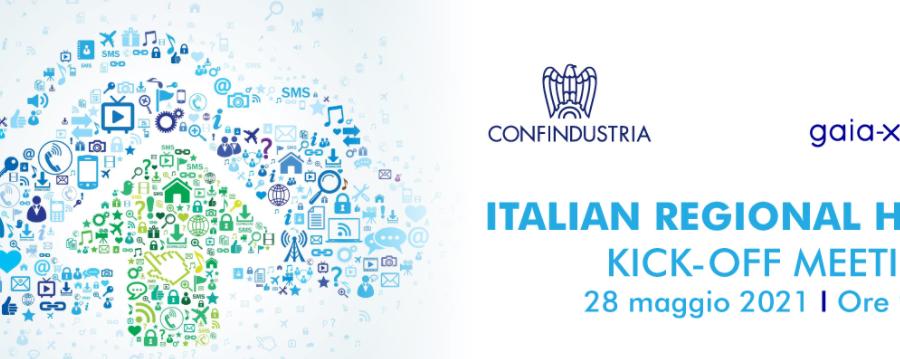 Progetto Gaia-X Italia. Evento di lancio, 28 maggio