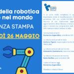 Lo stato della robotica in Italia e nel mondo, 26 maggio 2021