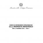 Linee di intervento strategiche sulla proprietà industriale